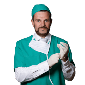 Tekstschrijver zorg - chirurg